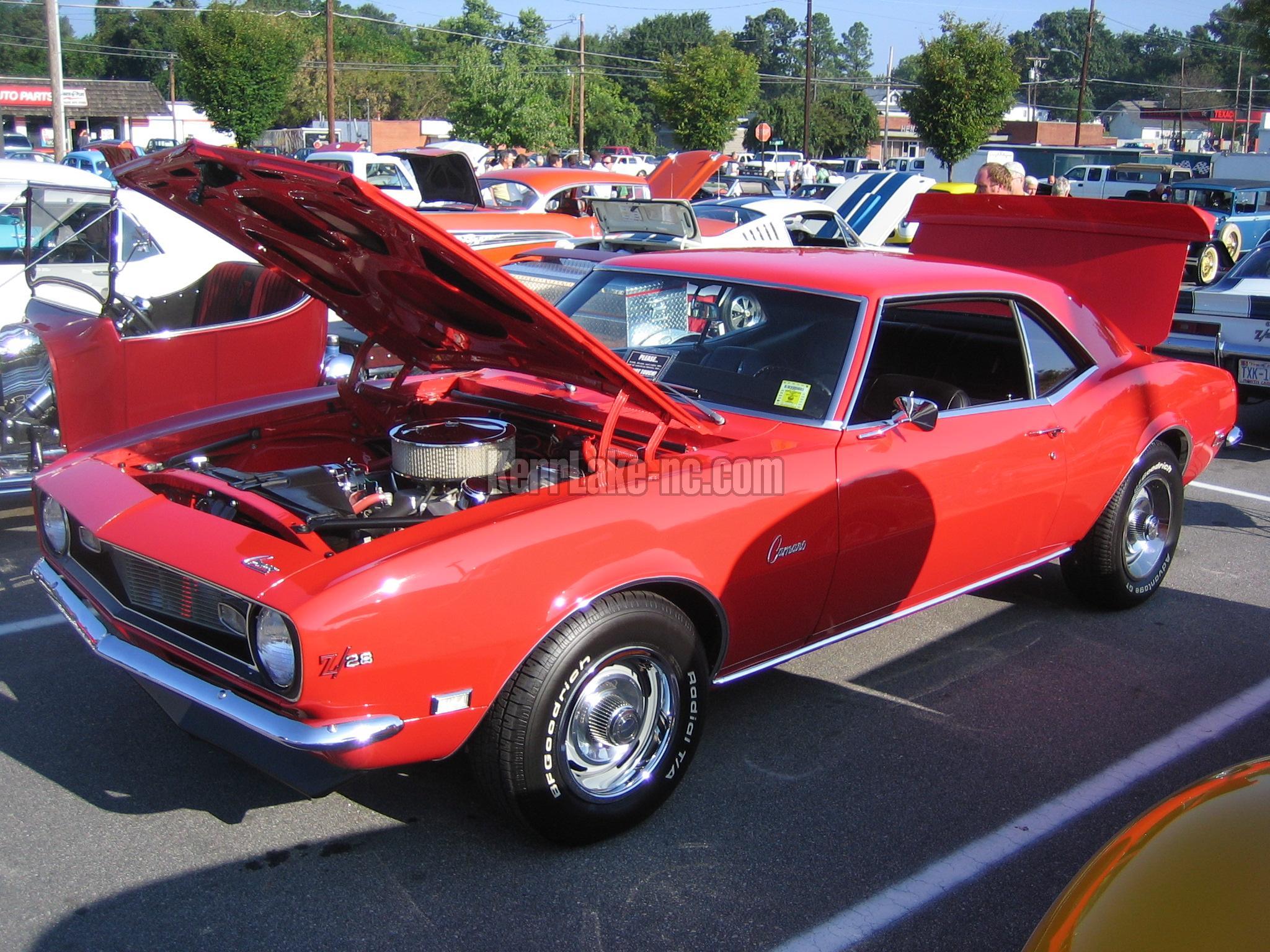 Henderson Nc Car Show